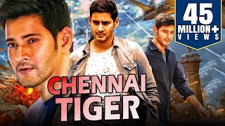 Chennai Tiger (2019) Tamil Hindi Dubbed Full Movie | Mahesh Babu, Trisha Krishnan