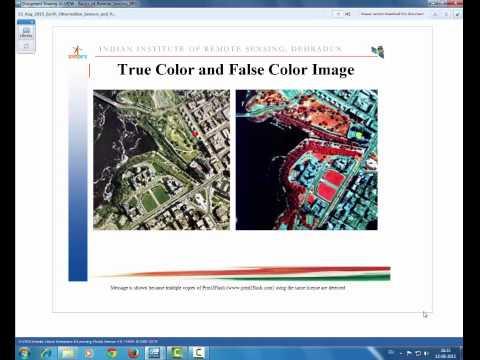 13 August 2015 Earth Observation Sensors and Platforms Vinay Kumar