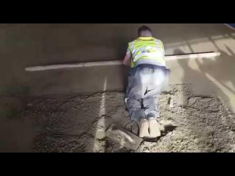 How to Install Floor Screed, Interior Screed Ltd, Tel:01926679603, Nationwide Floor Screeding
