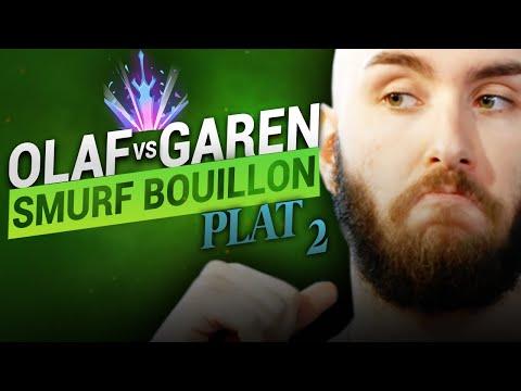 Vidéo d'Alderiate : [FR] ALDERIATE & AKABANE - SMURFING BOUILLON - OLAF VS GAREN - JE NE RESPECTE PAS DONC JE MEURS