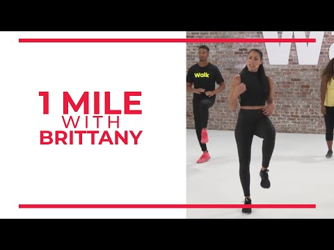 1 Mile with Brittany   Walk at Home