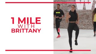 1 Mile with Brittany | Walk at Home