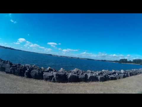 Prt 1 Rutland Water bike ride August 26th 2016