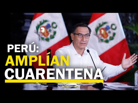 Perú Amplía Cuarentena Hasta El 26 De Abril
