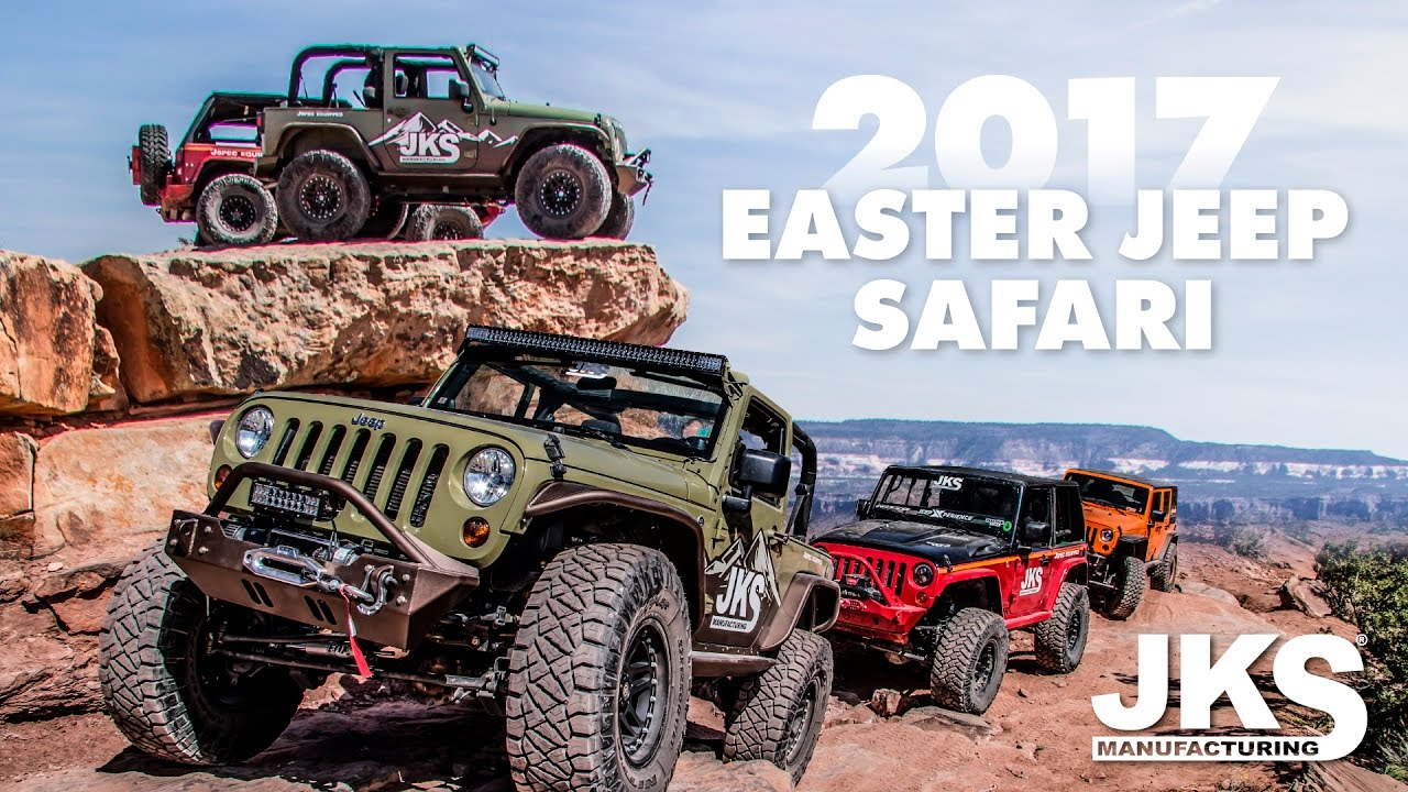 Easter Jeep Safari 2017
