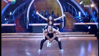 Almeda Abazi (HQ) - Yok Böyle Dans - 8. Hafta - 2. Performans  - www.carkhaber.c