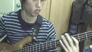 小虎隊 - 青蘋果樂園 (Bass Cover)