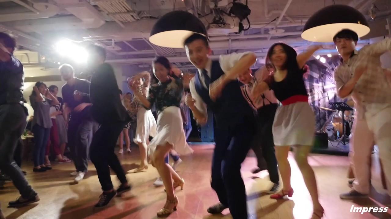 Big Apple Routine / Swing Dance 搖擺舞 / Lindy Hop 林迪舞 / Charleston 查爾斯頓 舞會 表演 - YouTube
