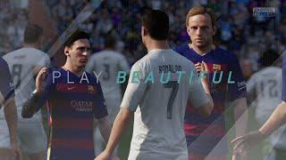 "FIFA 16 ""Play Beautiful"" Skills Montage"