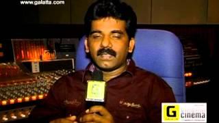 Director Ganesan talks about Isakki