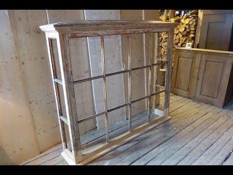Fenstererker restaurieren, historisches Fenster  restaurieren