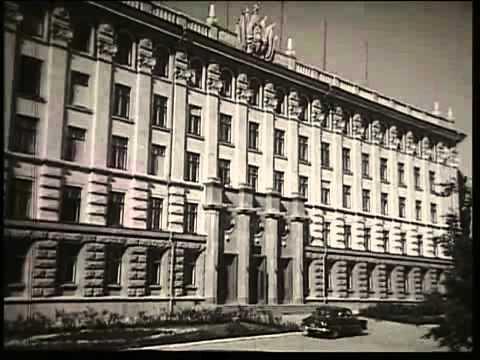 Очерк-экскурсия по Кишинёву 1960-х гг / (Chișinău, anii 1960).