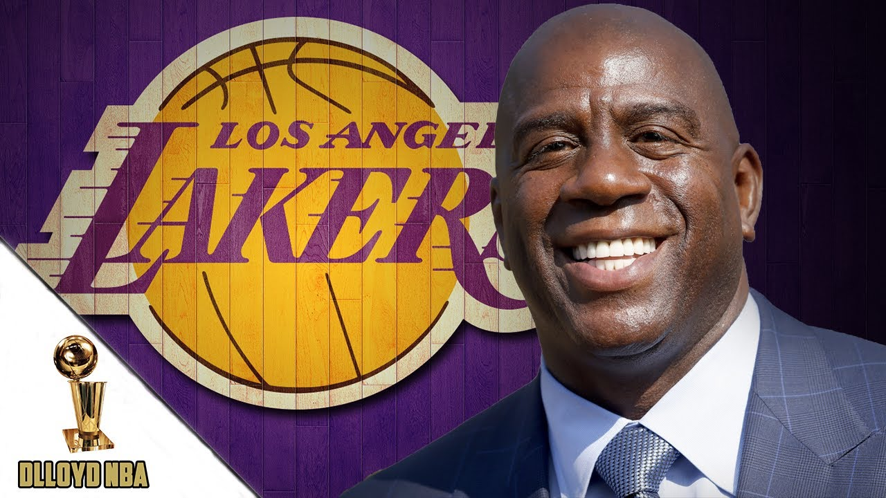 Lakers GM Rob Pelinka denies he 'betrayed' Magic Johnson