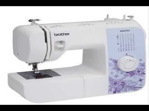 Brother XM40 Lightweight Full Featured Sewing Machine With 40 Simple Brother 27 Stitch Sewing Machine