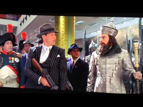 Deleted scene from night at the museum 2 bullet bullet bullet :)