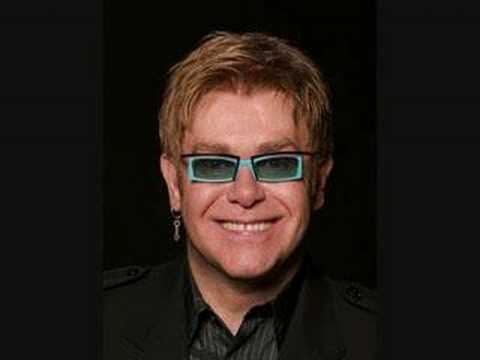 Your Song, Elton John and Alessandro Safina