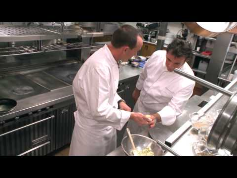 "Cuisine Culture™ How To Cook  Onion Soup By 2 Star Michelin Chef ""Josiah Citrin"""