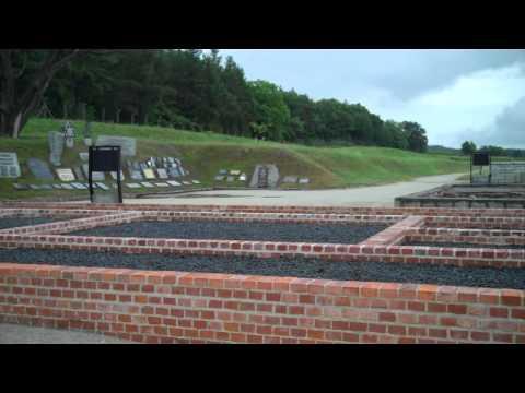 KL Groß-Rosen : Crematorium