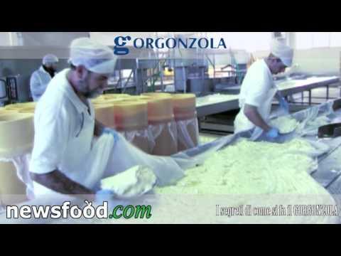 Come  si produce il Gorgonzola? Franco Vergnano: latte, caglio e sale - tutto qui