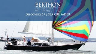 [OFF MARKET] Discovery 55 (SEA CRUSADER) - Yacht for Sale - Berthon International Yacht Brokers