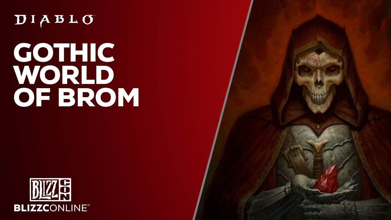 Download BlizzConline 2021 - Diablo: The Gothic World of Brom