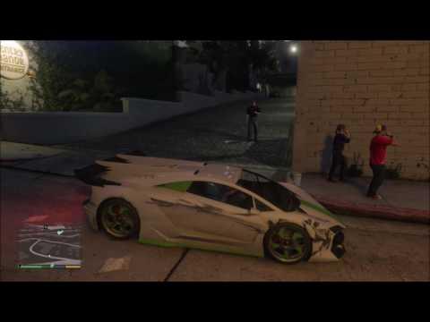 Rare & Hidden cars in Gta 5 Story Mode!!!! (Xbox 1 & Ps4