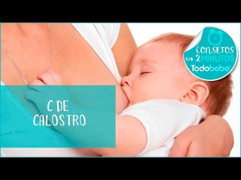 Diccionario de maternidad: C de Calostro | Todobebé