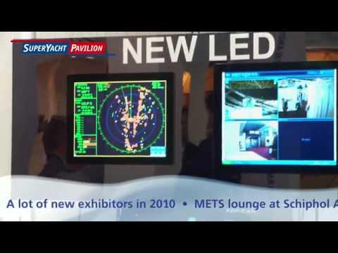 METS - Superyacht equipment trade show SuperYacht Pavilion