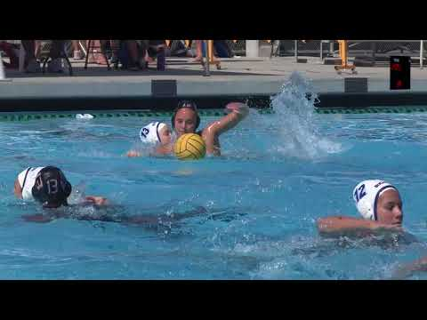 Los Gatos High School Vs Buchanan - Varsity Waterpolo (Player's View)