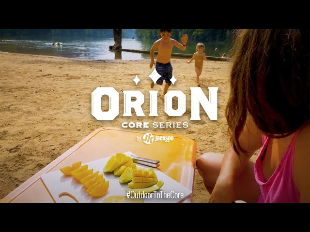 Introducing the Orion Core Series from Jackson Kayak