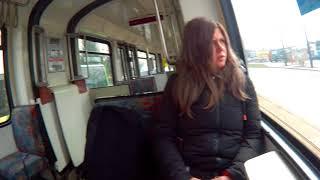 Эльблонг домашний трамвай 2.80 злотых Польша