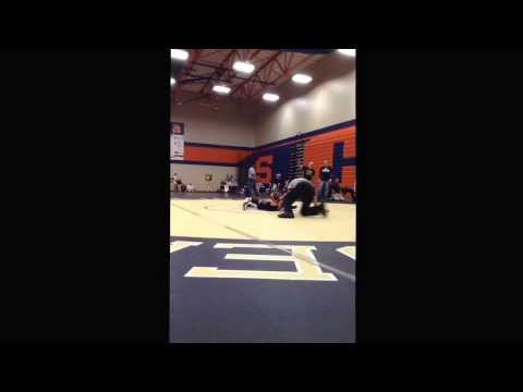 Blake Palmer (Beech) vs Elijah Knowles (Mt. Juliet) - 2014 Rumble on the Hill