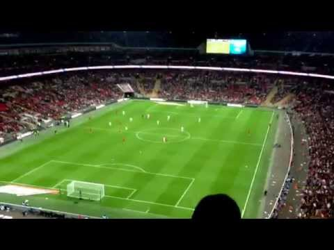 England v Peru: victory by 3 goals and a paper plane (ft. Blair Valentine)