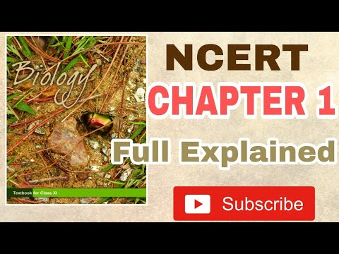 NCERT Chapter 1 The living world class 11 Biology Full Command over  For BOARDS and NEET thumbnail