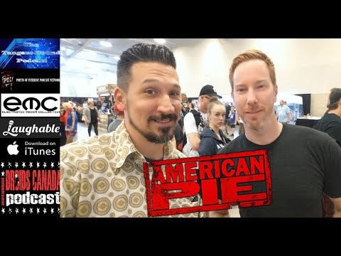 Con Stranger TV   Chris Owen from America Pie