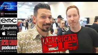 Con Stranger TV   Chris Owen from America Pie