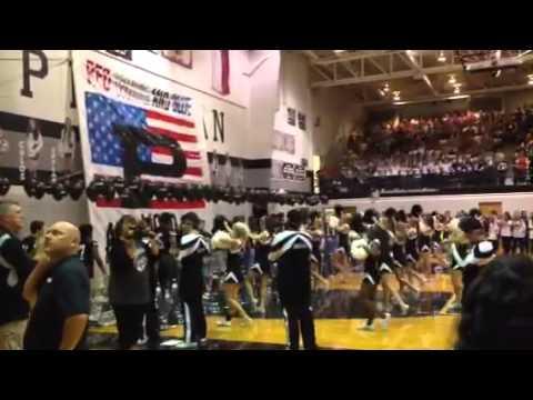 Permian High School Pep Rally 10/11/2015
