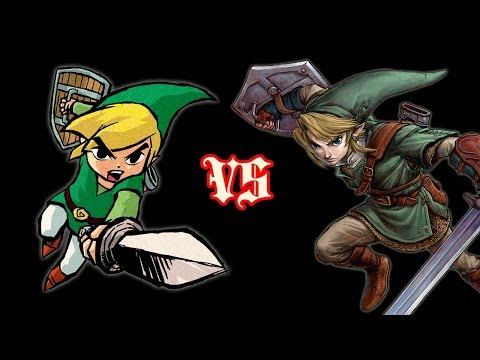 The Wind Waker VS Twilight Princess (Comparison)