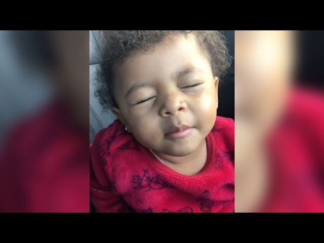 This baby singing 'Dancing With a Stranger' by Sam Smith and Normani is adorable