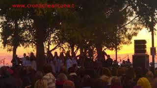 Numana, concerto dell'alba 2017
