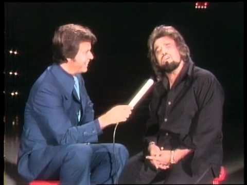 Dick Clark Interviews Wolfman Jack - American Bandstand 1976