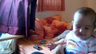 Funny Baby - children laughing (hahaha)