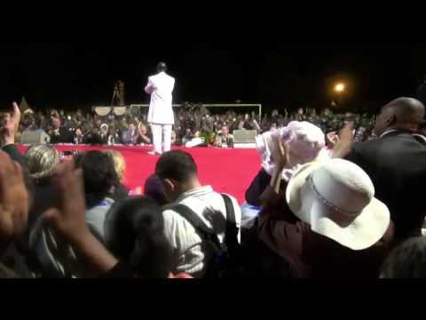 Grand Mega Kakamega Revival (Dec 31, 2013 - Jan 1, 2014 Night Vigil) - Prophet Dr. Owuor