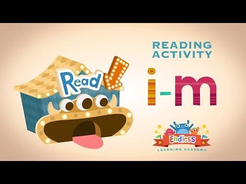 Reader I-M