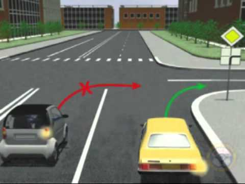 Полный видеокурс ПДД: Правила дорожного движения - 10 ч.