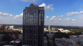 New Drone Footage of Downtown Raleigh NC