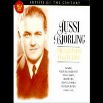 Jussi Björling Sings Pearl Fishers Duet With Robert Merrill