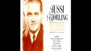 Jussi Björling sings Pearl Fishers Duet with Robert