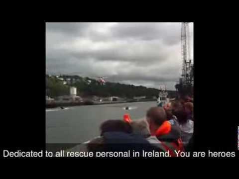 Irish Coast Guard Demo