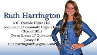 Ruth Harrington - 2012 Northeast Qualifier (NEQ) Highlights